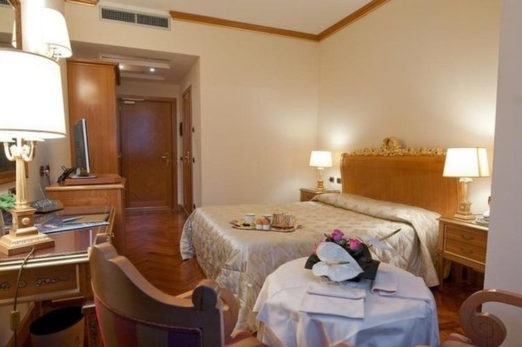 Habitación superior hotel marconi milán